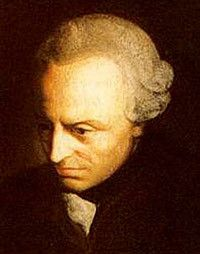 "Immanuel Kant, German (d: 1804) : ""Up to now it has been assumed that all our cognition must conform to the objects; but ... let us once try whether we do not get farther with the problems of metaphysics by assuming that the objects must conform to our cognition."""