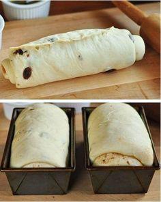 Φτιάξτε μυρωδάτο ψωμί για το πρωινό σας