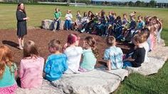 Image result for outdoor classroom canada