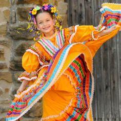 Girl in Jalisco