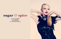 """Sugar and Spice,"" February 2012"