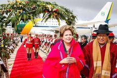 Justiça bloqueia envio de R$ 60 milhões concedidos por Dilma à Bolívia para construção de termoelétrica