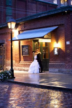 Distillery District Wedding - Gemini Photography Ontario
