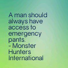 Monster Hunters international