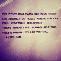 Peter Pan <3