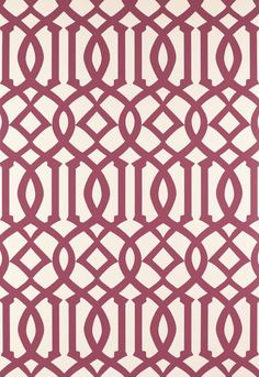 Imperial Trellis Wallpaper | Avant Garde Wallpaper | Schumacher