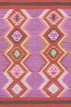 Rhapsody Wool Woven Rug | Dash & Albert Rug Company
