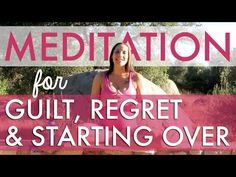 Meditation for Guilt & Starting Over - How To Meditate for Beginners - You Have 4 Minutes - BEXLIFE