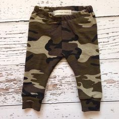 8c3a5db49f5ed Camo Baby leggings, camo toddler leggings, baby boy leggings, infant  leggings, newborn outfit, camouflage baby outfit