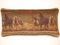 Mustang 13 x 26 Throw Pillow by Creative Home Furnishings from Kellsson Home Linens.