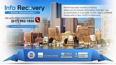 Info Recovery delivers rapid, reliable, affordable, GSA Certified data recovery for Hard Drives / RAID / Servers in Boston  #DataRecovery #DataLoss #HardDriveRecovery #RaidRecovery http://www.inforecovery.com/data-recovery-boston