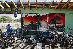Взрыв на нефтеперерабатывающем заводе в Венесуэле