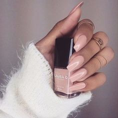 Nails -Pretty nude shade