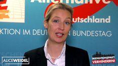 Alice Weidel: Globalen Pakt für Migration verhindern!