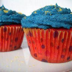 Red Bull Cupcakes Recipe