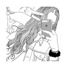 We Heart It ❤ liked on Polyvore featuring fillers, doodles, outline, sketch, text, phrase, quotes, saying and scribble