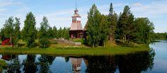 Jyväskylä nähtävyydet | DiscoveringFinland.com