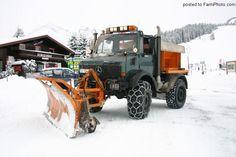 Steyr CVT im Wintereinsatz - Page 1 [#260446 / 260464] farmphoto.com