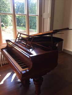 Bluthner Aliquot Grand restored by Chiltern Pianos in Bovingdon.