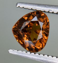 1.05 Crt GIL Certified Andradite Grossular Garnet (Mali) Emerald Gem, Dumpster Fire, Gem Diamonds, Rock Collection, Garnet Gemstone, Gem Stones, Rocks And Minerals, Geology, Jewerly