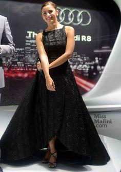 163e57c705d3b6 Alia Bhatt in Designer black dress from Manish Malhotra s Collection ...