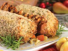 Panko and Dijon Crusted Rack of Pork Recipe | Foodland