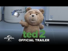 ¬¬  ...pero primero foto pal'Facebook Hashtag GrrrrMonday Esta sí se ve buena... jejeje #LetMeSee Ted 2 - Official Trailer (HD) - YouTube