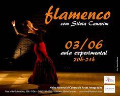 El Cajón Flamenco: Aula experimental de flamenco com Silvia Canarim e...