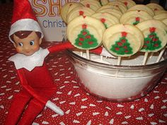 East Coast Mommy: Magic Elf Seeds grow into magic cookies when planted in sugar delivered by our Elf on the Shelf