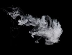 A simple homemade smoke bomb only requires two ingredients to make.
