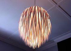 DIY Paper Lampshades