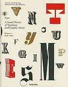Type: A Visual History of Typefaces and Graphic Styles, Vol. 1 takes a historical look at font catalogs, with a special focus on Victorian fonts.  Recommended as one of BrainPickings 10 Essential Books on Typography.
