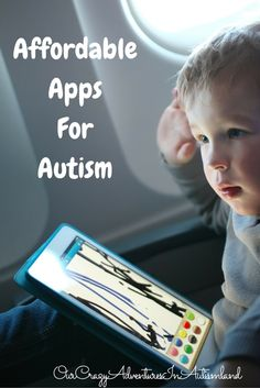 Apps can be a great asset to helping your child with autism.  Be smart about when and how you buy them.
