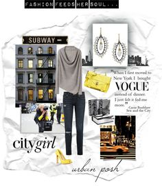 """Fashion Feeds Her Soul..."" by urbanposhjewelry on Polyvore"
