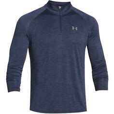 Under-Armour-2016-Mens-UA-Tech-1-4-Zip-Long-Sleeve-Top-Gym-Shirt-Workout-Layer