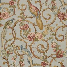 Classic Prints Madrigal Performace Fabric