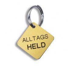 Schlüsselanhänger – Alltagsheld