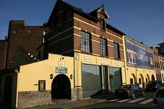 The brewery Het Anker, home of the Gouden Carolus beer.