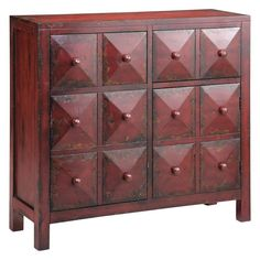 Maris 2 Door Chest - 28287