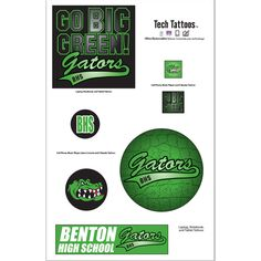 Tech Tattoos (TM) | decals | technology | personalize | customize | vinyl | promotional items | promo | promotional gifts | trade show ideas |