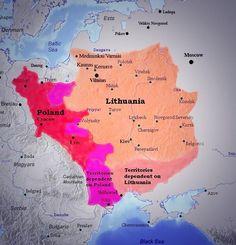 Lithuanian Map