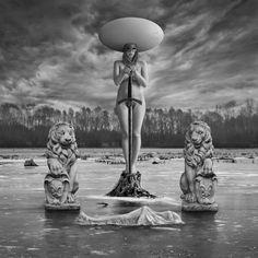 Dariusz Klimczak surrealismo fotografía