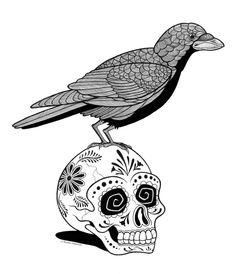 ☆ Crown & Skull :¦: Artist Brandon Maldonado ☆