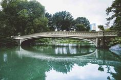 Bow Bridge, Central Park by Jose Tutiven