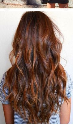 19 winter hair color ideas 2019 ombre, balayage hair styles 00002 – nothingide… - All For New Hairstyles Hair Color Auburn, Brown Hair Colors, Hair Colors For Winter, Long Auburn Hair, Brown Hair With Highlights, Caramel Highlights, Auburn Highlights, Balayage Highlights, Light Brown Hair