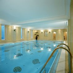 Elite private indoor pools on pinterest pools saunas for Schwimmbad becken