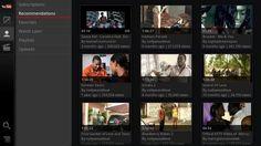 Google TV gets updated YouTube app