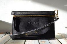 Mo // Vegan Leather Convertible Bag