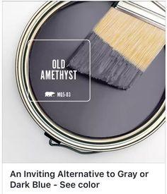 Image result for black garnet paint color