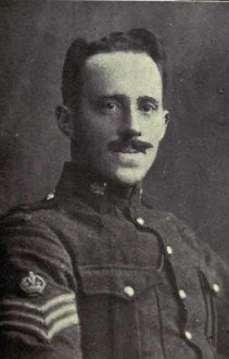 Frederick William Hall  was the recipient of the Victoria Cross during World War I for leaving his trench  under constant German assault to pull back wounded men . He was killed for his efforts, dying on 24 April 1915. Information received from Martin Gilbert's 'The First World War' published by Henry Holt' Picture courtesy Wikipedia